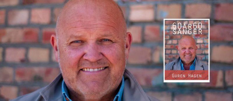 Guren Hagen - 60 år 60 sanger