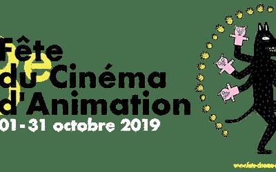 Orvault fête le cinéma d'animation!