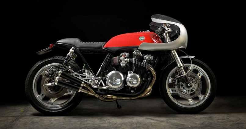 Crd1 Evo Cafe Racer Honda Cb900 By
