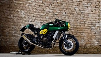 Yamaha XSR700 Cafe Racer - WS-Customs
