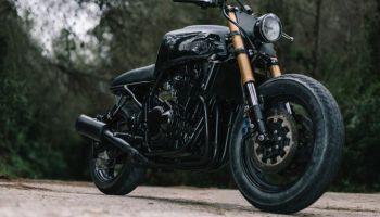 Yamaha Fazer Brat Style