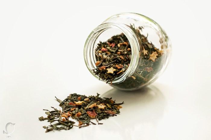 té verde chocolate y canela