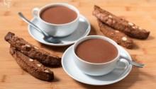 Chocolate Caliente Especiado con Café