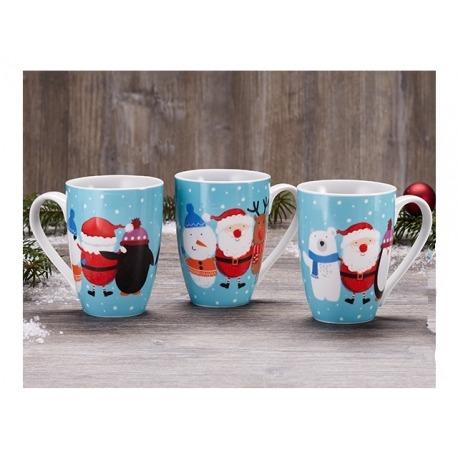 tazas navideñas santa claus