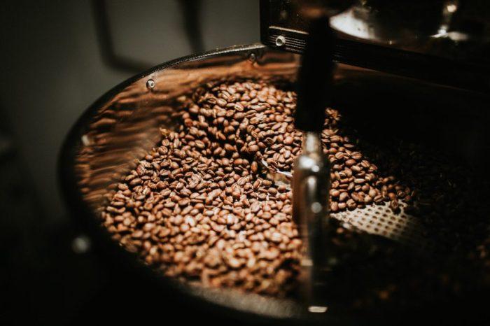 granos de cafe, cafe te arte