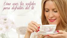 Libro La cata del té de Victoria Bisogno