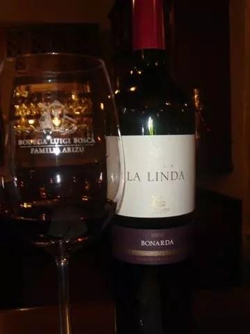Luigi - vinho La Linda