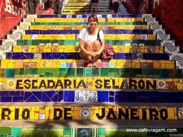 Escadaria do Selarón