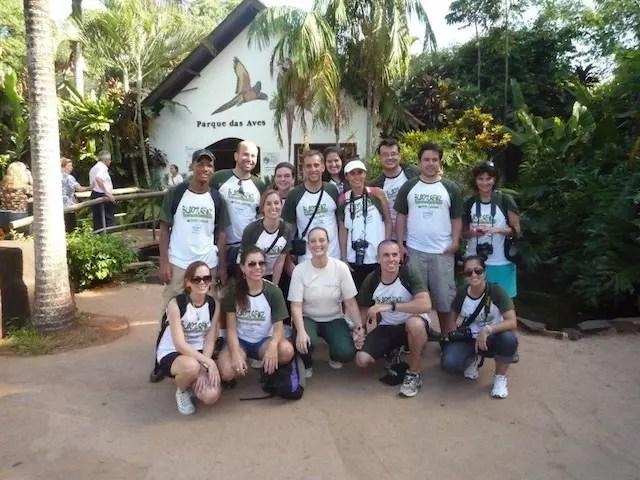 A primeira vista com o grupo do BlogTurFoz