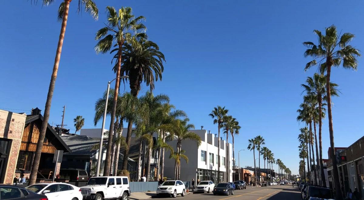 o que fazer Abbot Kinney Venice Beach