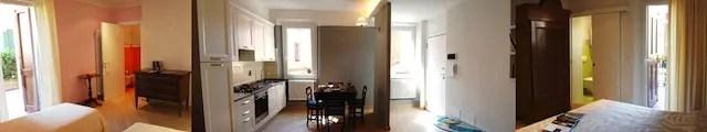 Apartamento BlogVille em Bolonha - foto do site www.blogville-emiliaromagna.com