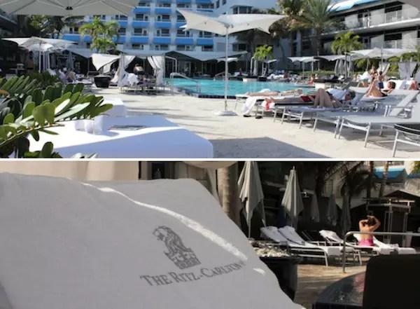 Ritz piscina