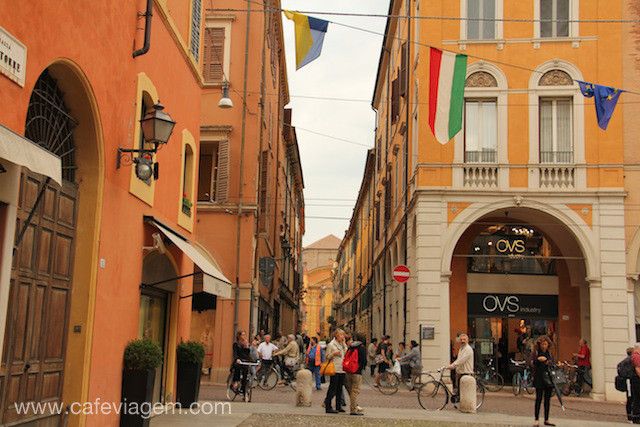 Modena Roteiro