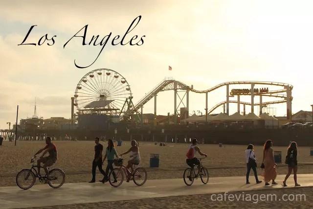 Roteiro Los Angeles Califórnia