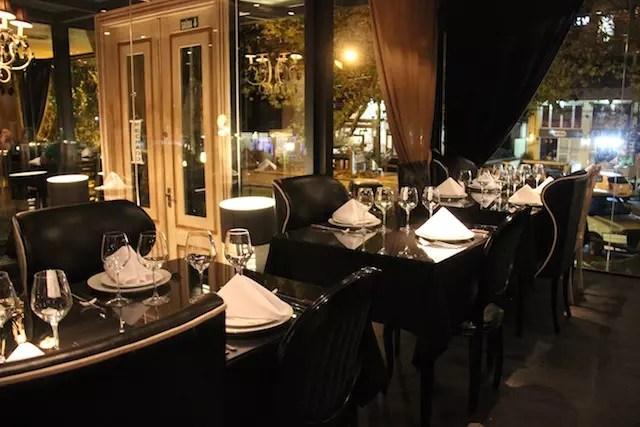 Fondue Chez Lys Blanc