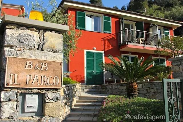 Nosso hotel, um B&B supercharmosinho!