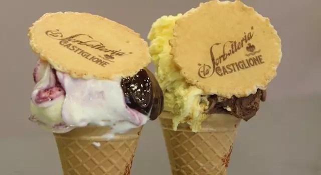 Castiglione em Bolonha, Itália - chocolate é o clássico!