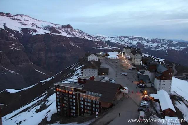 Valle Nevado Hoteis