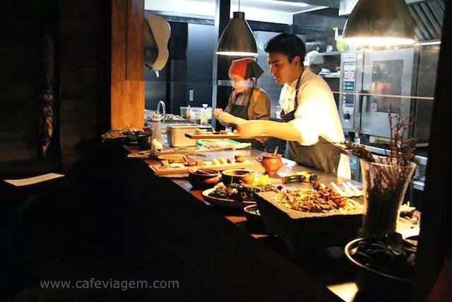a cozinha criativa
