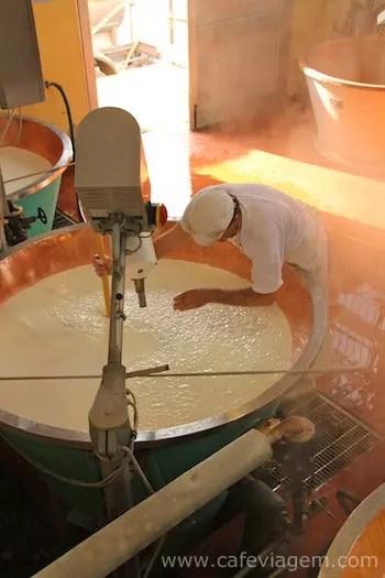 Parma Parmigiano Reggiano