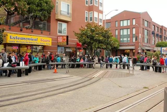 San Franciso Cable car