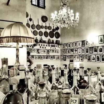 O restaurante Pappagalo