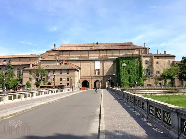 Parma Cafe Viagem