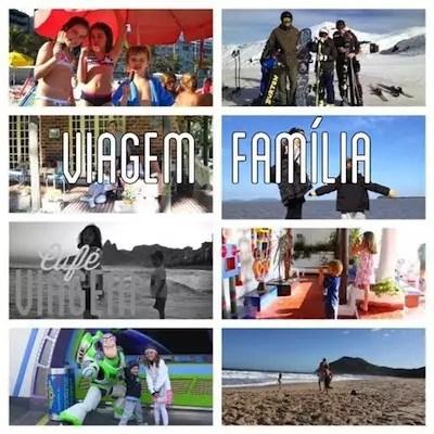 Viagem Família Cafe Viagem