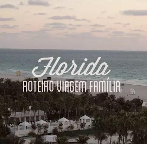Roteiro Florida Cafe Viagem