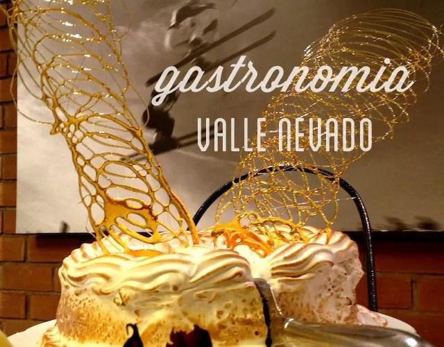 Gastronomia Valle Nevado (6)
