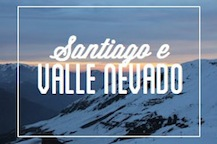 Valle Nevado Santiago