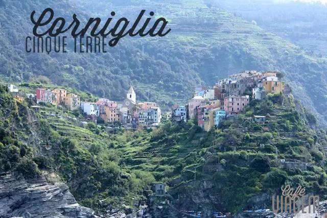 Corniglia: o vilarejo que é preciso subir 365 degraus para se perder por suas ruelas