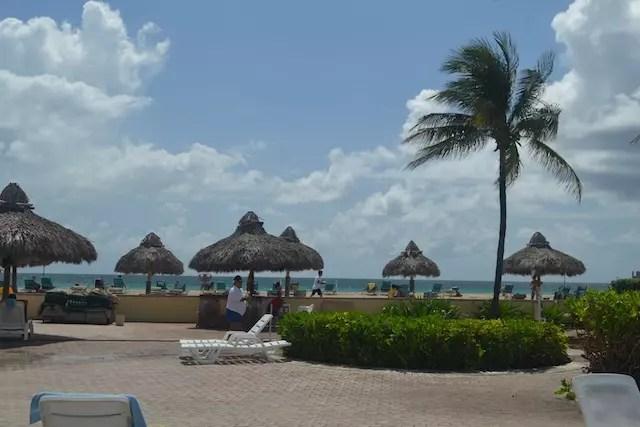 """o nosso hotel """"pé na areia"""""""