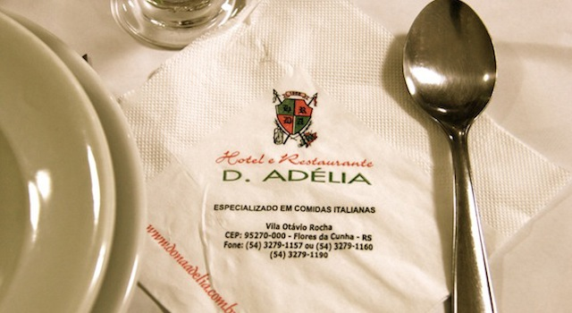 Dona Adelia Hotel Restaurante