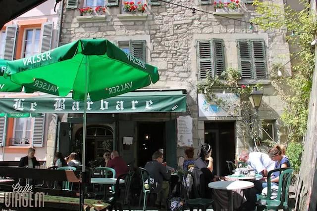 Le Barbare Lausanne Chocolat