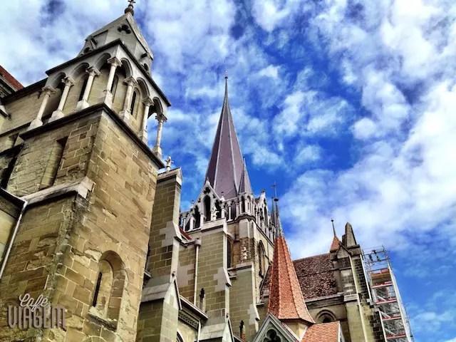 A Catedral que impressiona