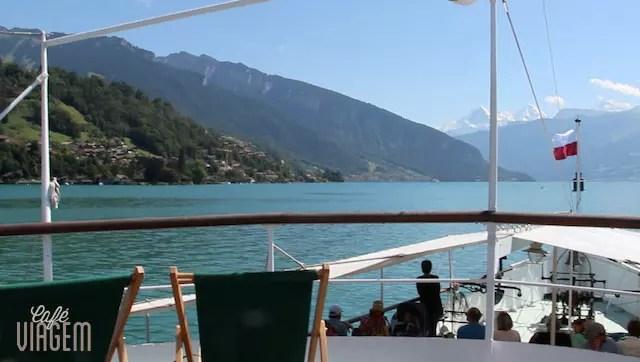 Passeio Lago de Thun