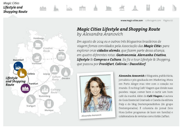 Roteiro Alemanha Magic Cities