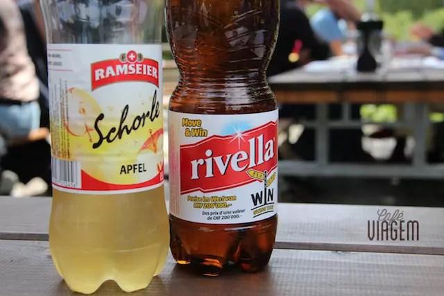 as bebidas clássicas da Suíça!