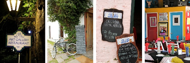 Colonia del Sacramento Restaurantes