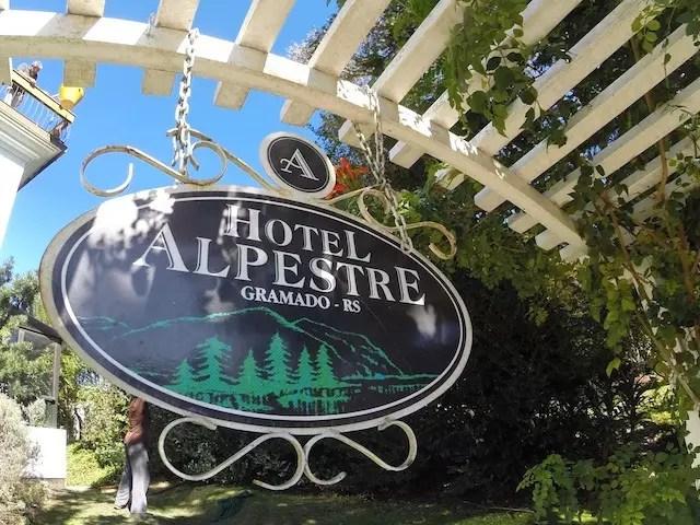 Hotel Alpestre Gramado