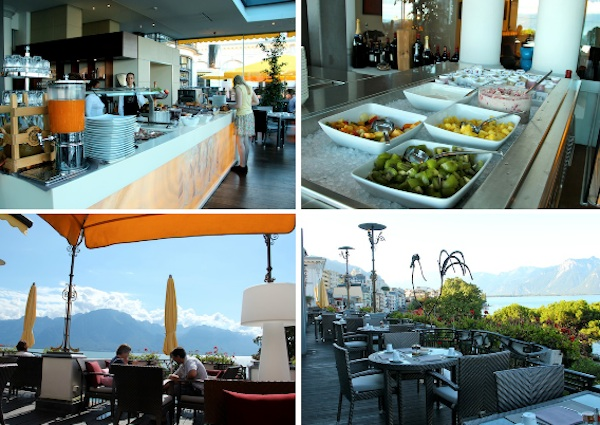 Montreux Breakfast Suisse