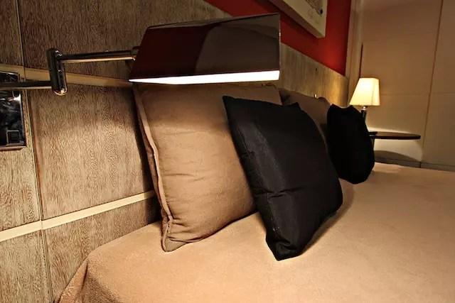 foto 2 dorm. bem decorado, vista panorâmica, perfeito para executivos. Clique na foto e confira na página da Hotelhome