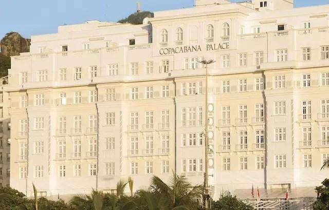 Foto site Belmond Copacabana Palace