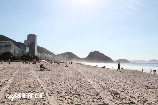 Bom dia, Copacabana!