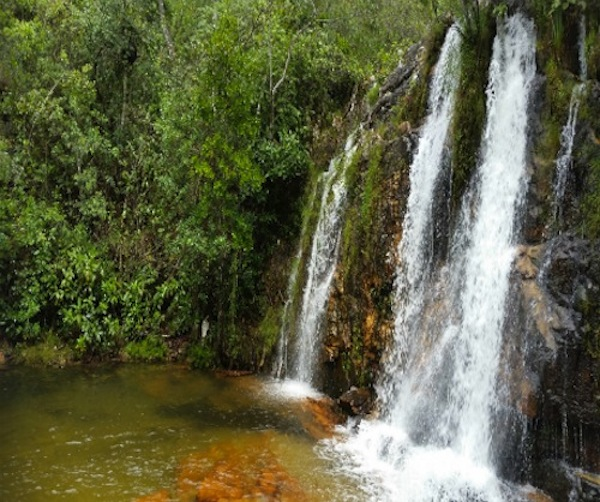 Cachoeira dos Cristais Chapada dos Veadeiros (1)