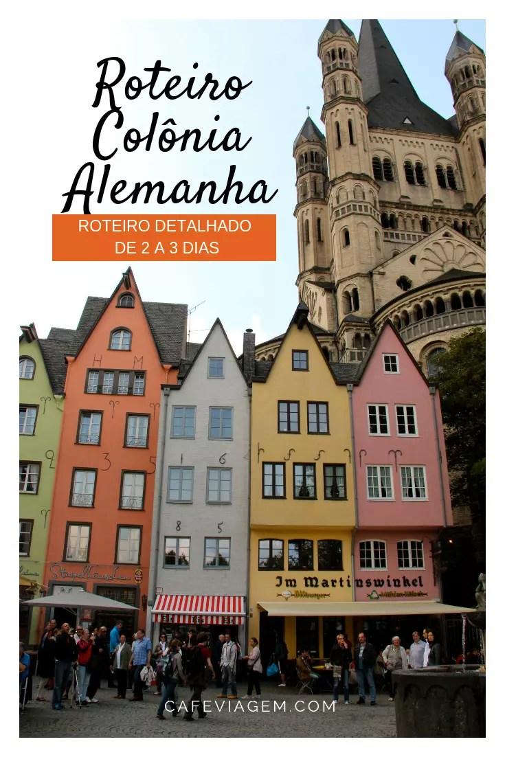 O que fazer em Colonia Alemanha