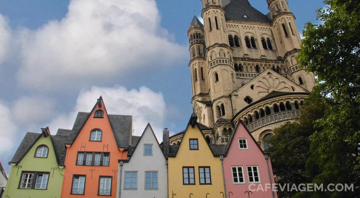 Dicas de Colônia na Alemanha