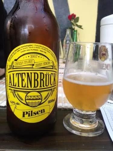 Importante: não deixe de provar a cerveja da região oferecida no restaurante!!