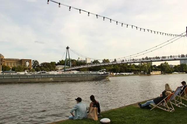 Frankfurt Rio Meno Ponte